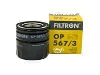 FILTRON filtr oleju OP567/3 - Nisaan Navara, Terrano