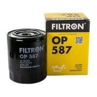FILTRON filtr oleju OP587 - Mitsubishi Colt 1.8 86->