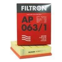 FILTRON fltr powietrza AP063/1 - Audi A4 1.8i 20V 1.9 TDI, A6 1.8T, VW PASSAT 1.8i 20V 2.3i 2.8i