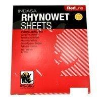 Indasa Red Line - wodny papier ścierny P800