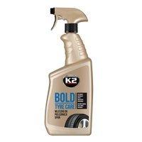 K2 Bold mokra opona - pielęgnuje i nabłyszcza opony 700ml