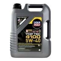 Olej silnikowy 9511 Liqui Moly Top Tec 4100 SAE 5W/40 5L