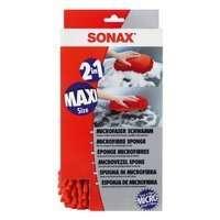 Sonax duża gąbka z mikrofibry 2w1 Maxi