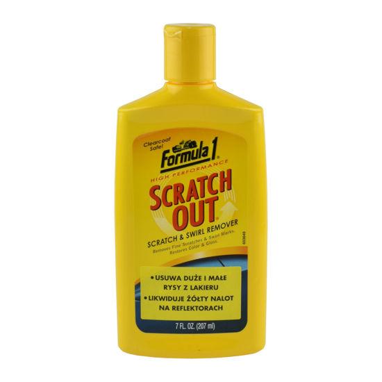 Formula 1 Scratch Out - mleczko do usuwania rys 207ml