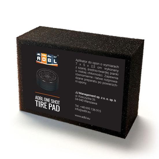 ADBL One Shot Tire Pad gąbka do konserwacji opon