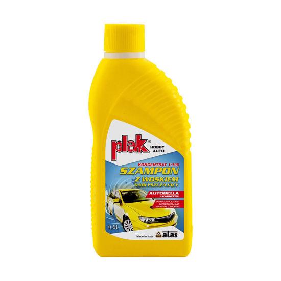 Autobella Lavaincera - szampon nabłyszczający z woskiem koncentrat 500ml