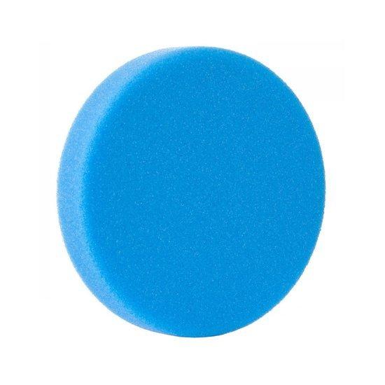 Boll gąbka polerska niebieska super twarda na rzep 150/50mm