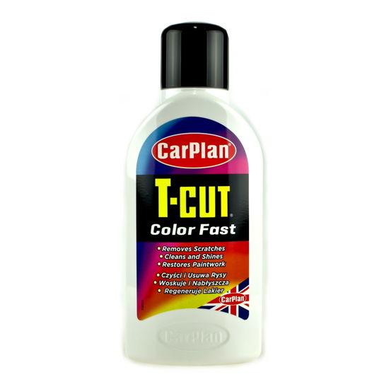 CarPlan T-CUT Color Fast - wosk koloryzujący Biały 500ml