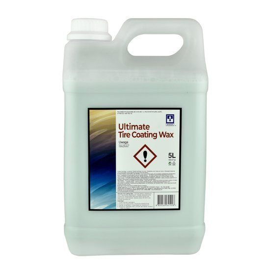 Dressing do opon BINDER Ultimate Tire Coating Wax 5L