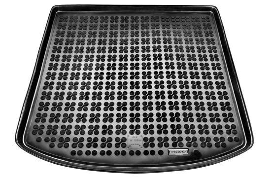 Dywanik gumowy wykładzina bagażnika do VW Touran (2003-2015)