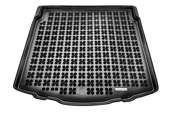 Dywanik gumowy wykładzina bagażnika do samochodu Toyota Auris Kombi (2013-)