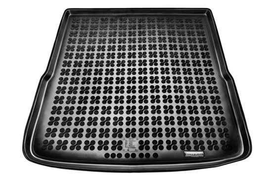 Dywanik wykładzina gumowa bagażnika do samochodu VW Passta B6 Kombi (2005-2010), Passant B7 Kombi (2010-)