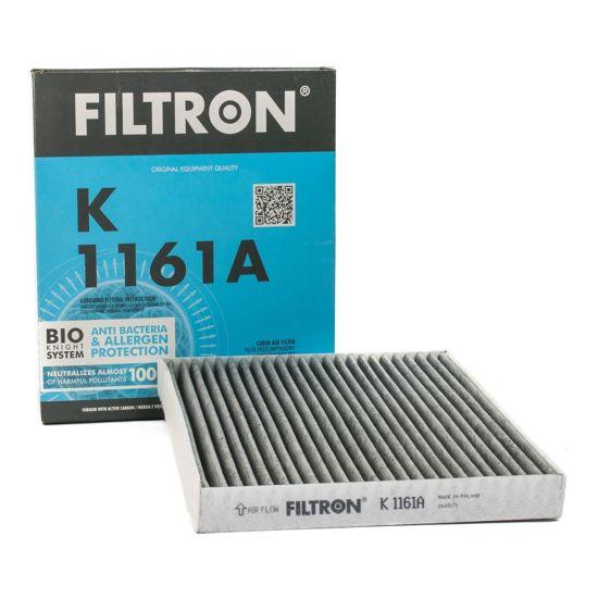 FILTRON filtr kabinowy K1161A - Mazda 6 1.8-2.3i 16v 06.02 z węglem aktywnym