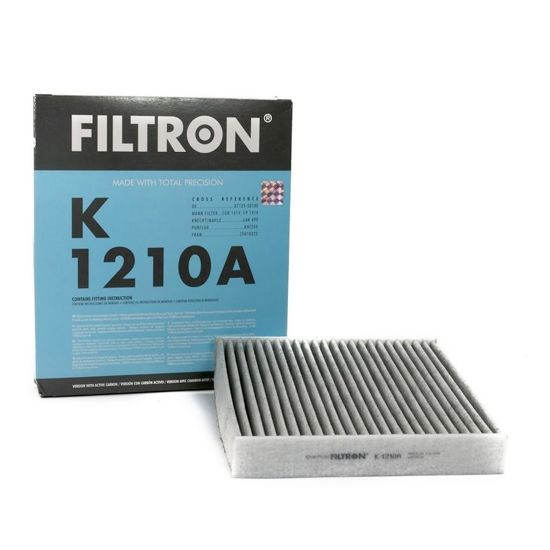 FILTRON filtr kabinowy K1210A - Toyota Auris, Avensis III, Verso, Yaris II, III