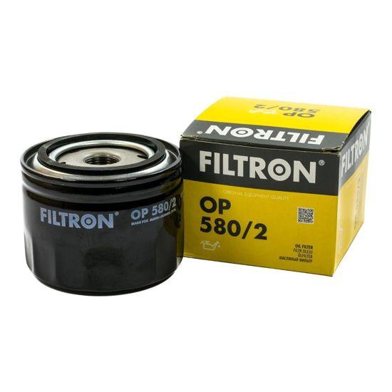 FILTRON filtr oleju OP580/2 - Rover, Honda Accord 2.0TD, Civic 2.0D