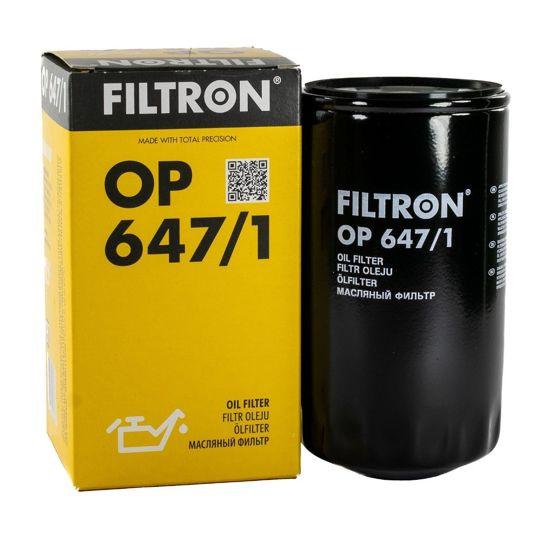 FILTRON filtr oleju OP647/1 - Massey Ferguson MF133,135,148, 152