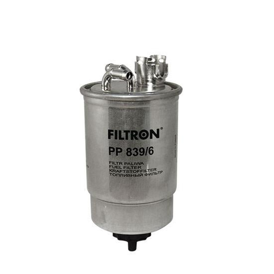 Filtr paliwa PP839/6 - VW Audi Seat Ford Sharan, Alhambra, Galaxy 1.9TDI 4/00-