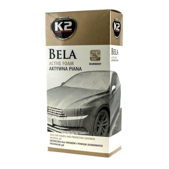 K2 Bela Blueberry piana aktywna 1L