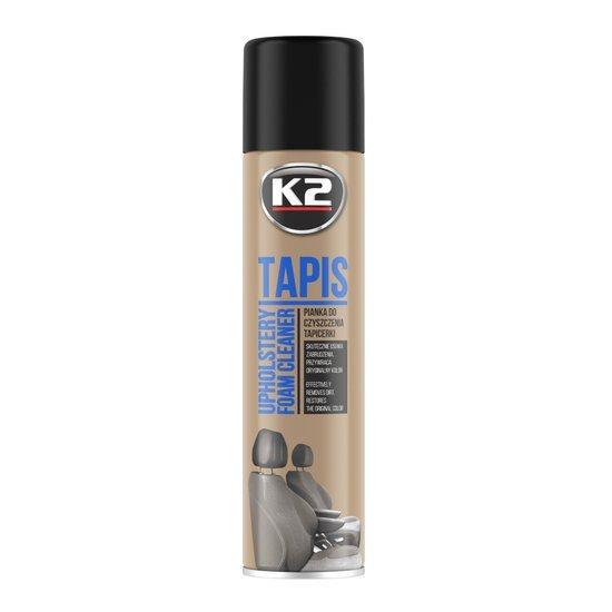 K2 Tapis pianka do czyszczenia i prania tapicerki - spray 600ml