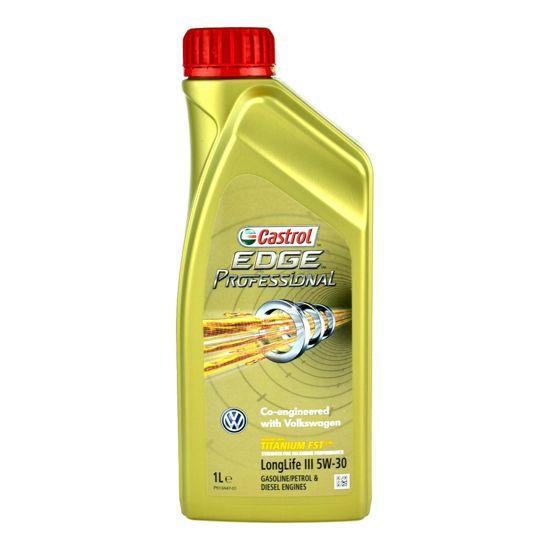 Olej silnikowy Castrol Edge Professional Longlife III 5W/30 1L