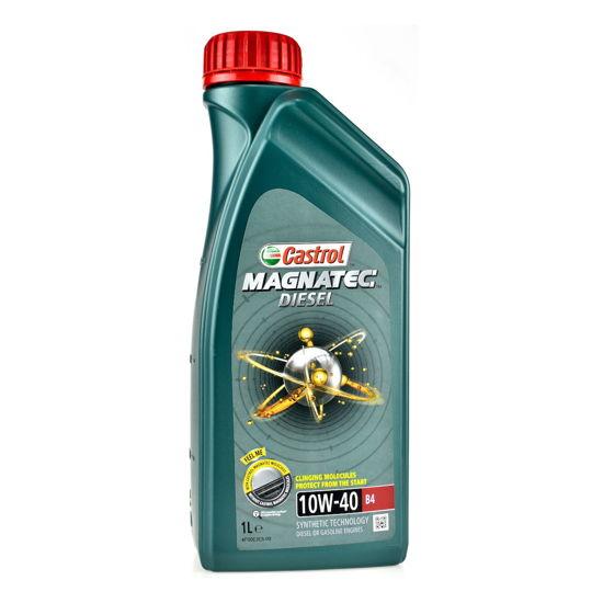 Olej silnikowy Castrol Magnatec Diesel 10W/40 1L