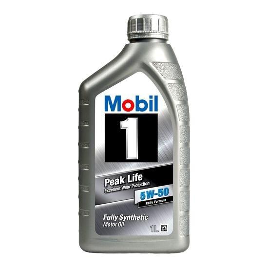Olej silnikowy Mobil Peak Life 5W/50 1L