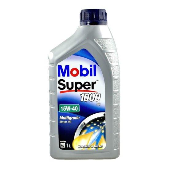 Olej silnikowy Mobil Super 1000 15W/40 1L