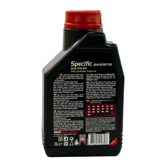 Olej silnikowy Motul Specific 504.00/507.00 5W/30 1L