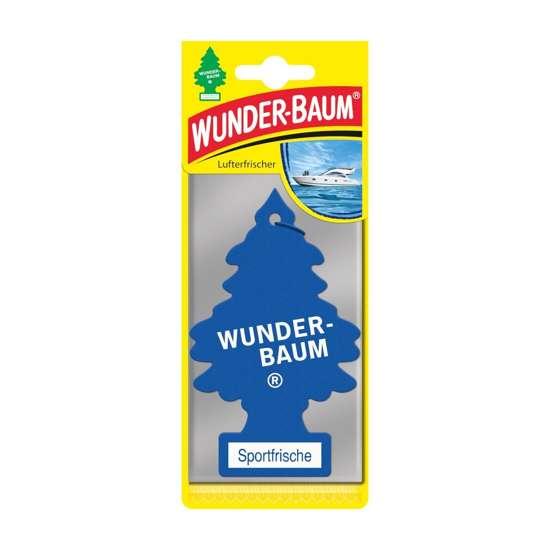 Wunder Baum choinka zapachowa - zapach Sport