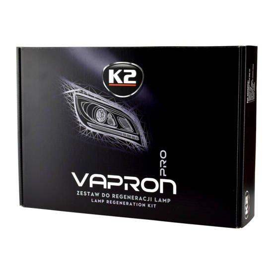"""Zestaw do regeneracji reflektorów K2 Vapron -"""" czajnik"""""""